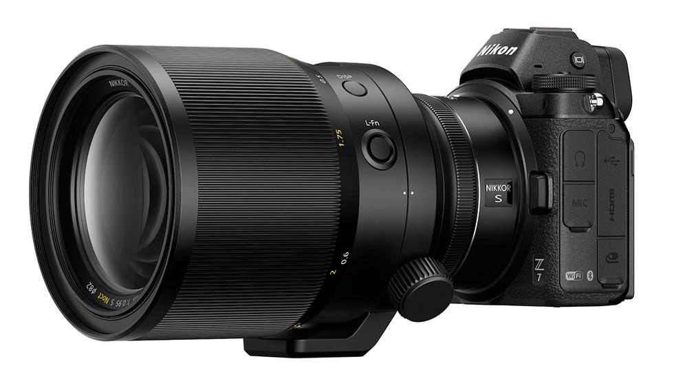 Nikon Noct Nikkor 58mm