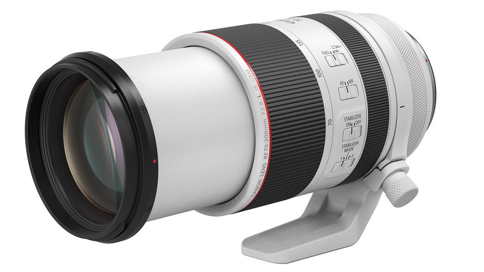Canon RF 70-200mm F2.8 L ES USM