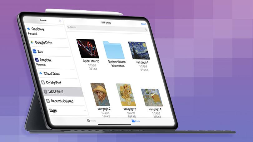 Cómo usar la aplicación Archivos en iOS 13 y iPadOS
