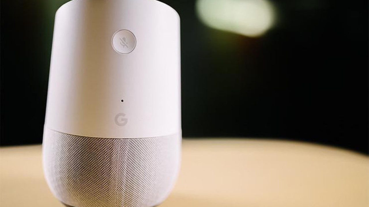 Altavoz inteligente de Google Home