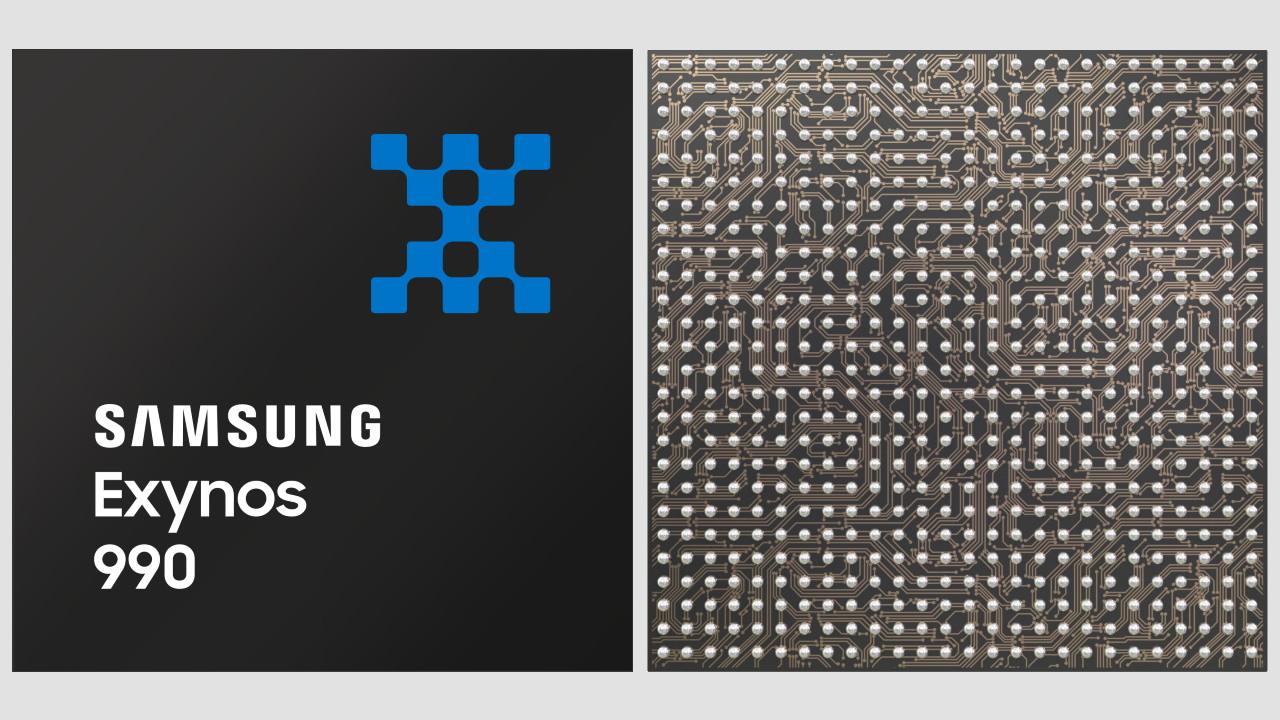 Procesador móvil Samsung Exynos 990