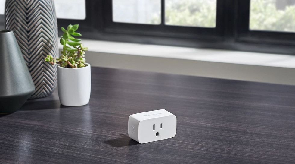 Smart socket Samsung SmartThings Wifi