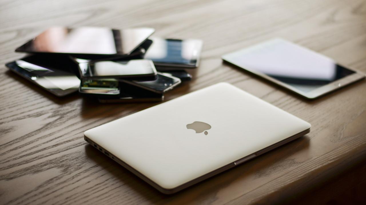 Gran pila de hardware de Apple