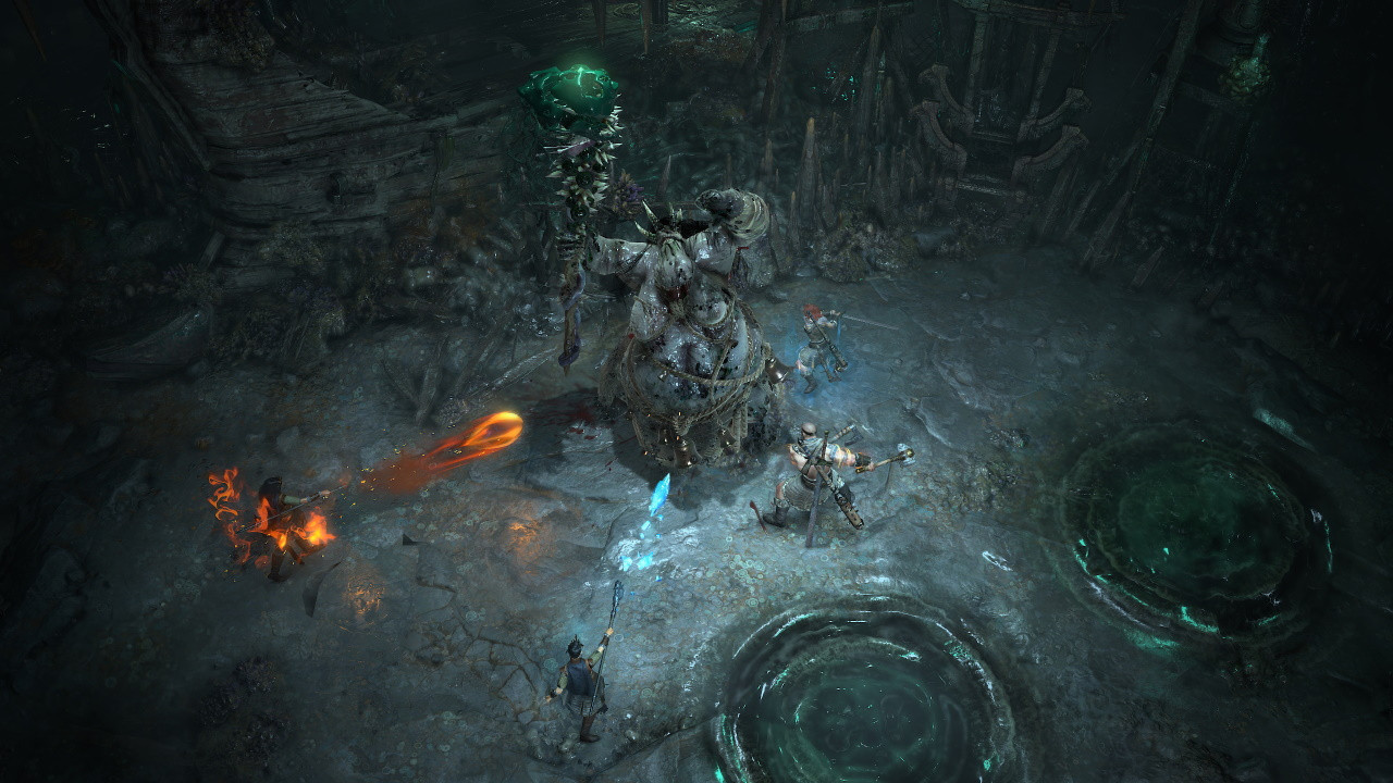 Captura de pantalla de Diablo IV