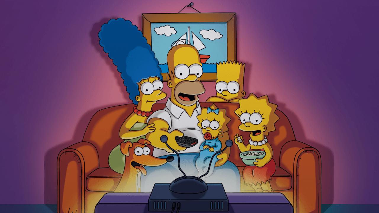 Los Disney Simpsons Más