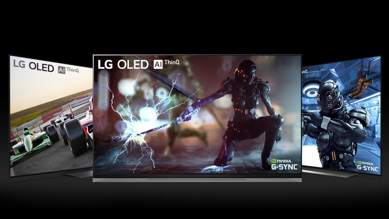 Televisores OLED LG 2019 Modelos con soporte Nvidia G-Sync