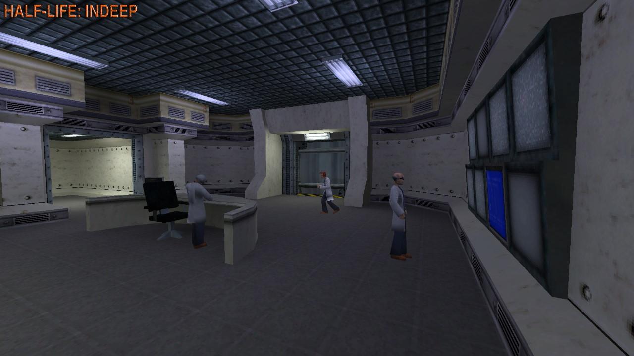 Half-Life In Deep Mod (Alpha versión 0.52)