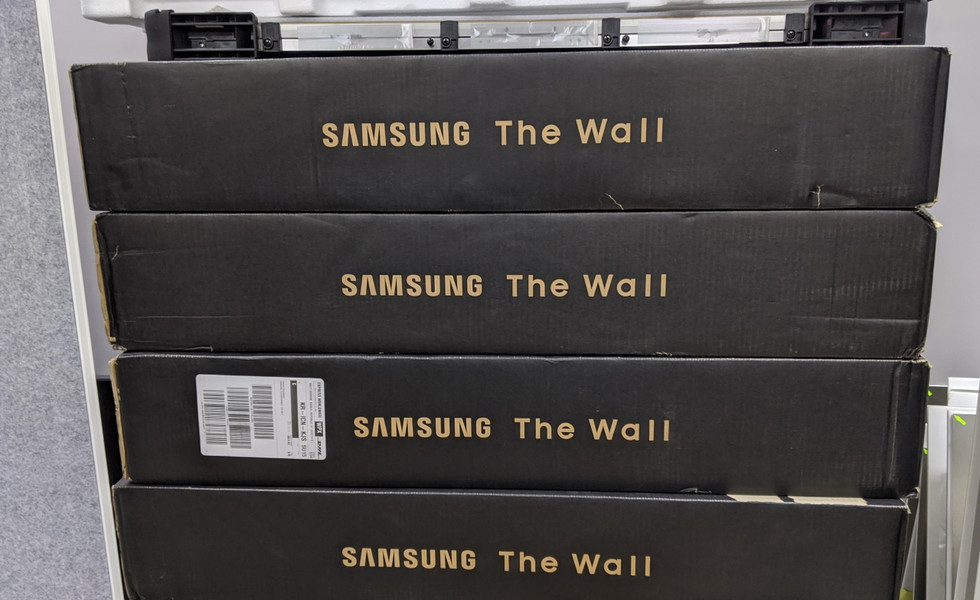 Samsung la pared