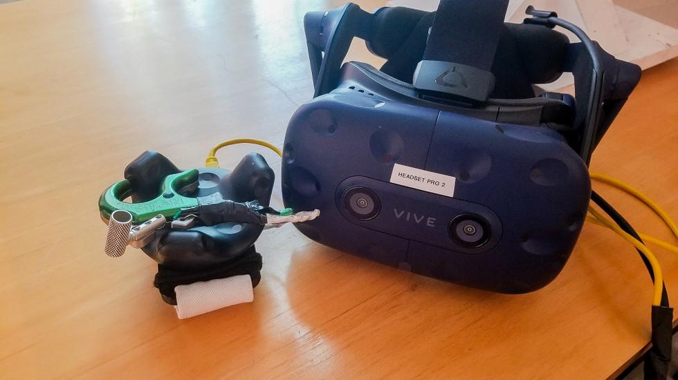 Proyecto Aero HTC Vive