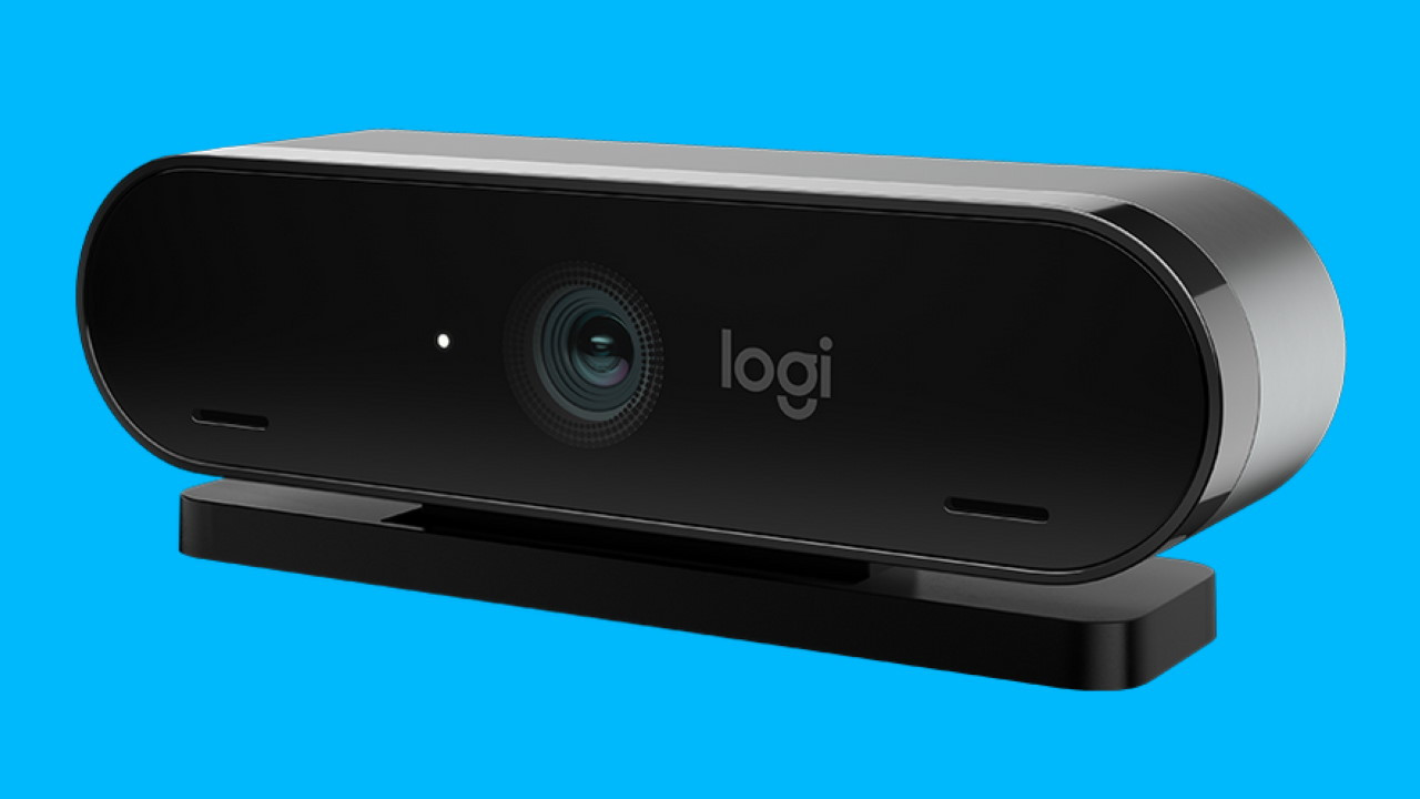 Webcam magnética Logitech 4K Pro