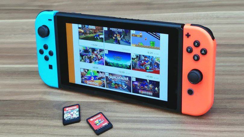 Licencia de Nintendo Switch y Carts CC0