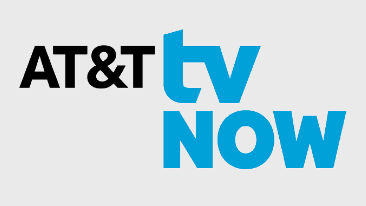 AT & T TV Now Logo