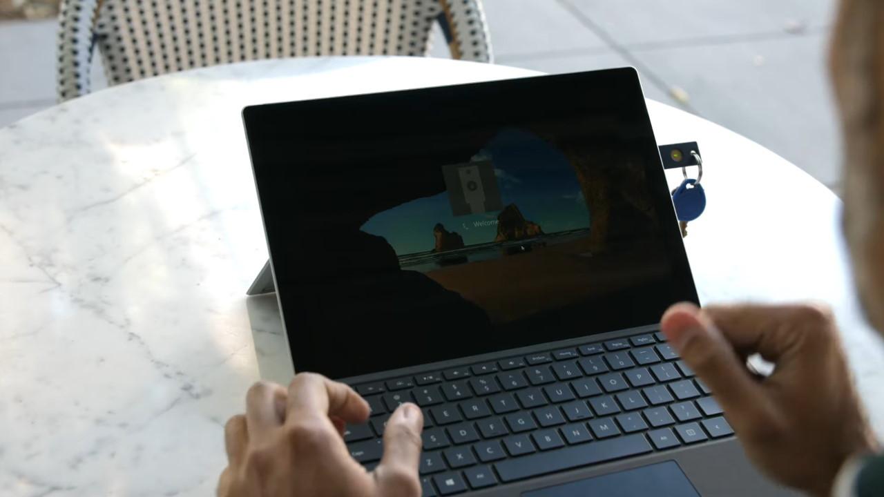 Inicio de sesión de Yubico para Windows con YubiKey
