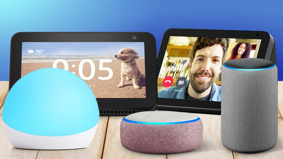 Echo Lineup de Amazon: ¿Cuál es la diferencia?