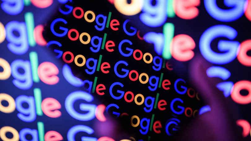 Logotipo de Google (foto de Leon Neal / Getty Images)