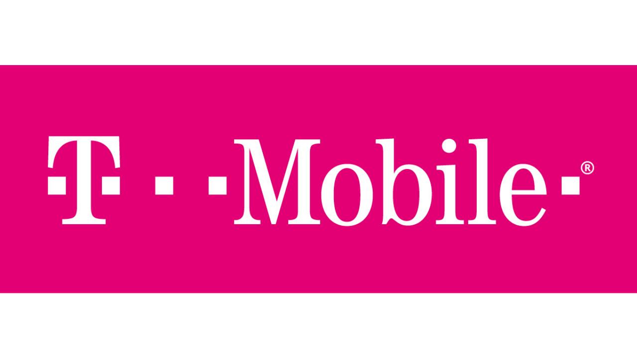 Logotipo magenta de T-Mobile