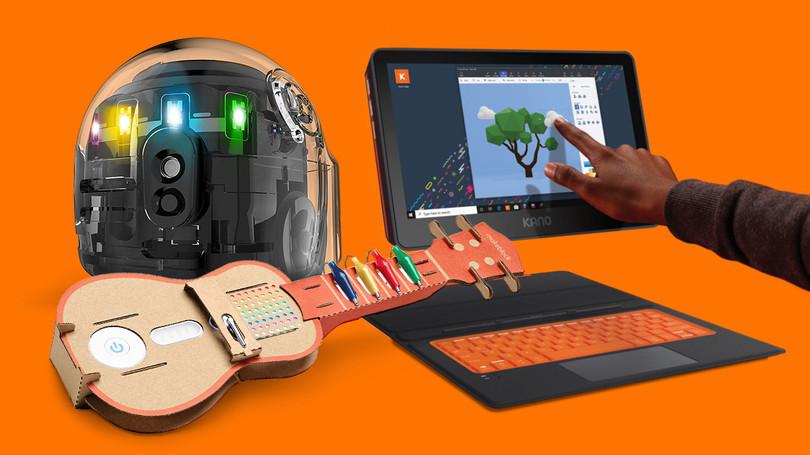 11 ideas de regalos para niños que quieren codificar