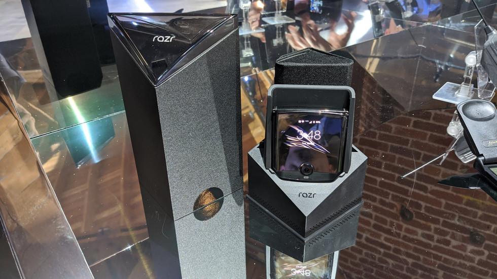 Caja amplificadora Motorola Razr