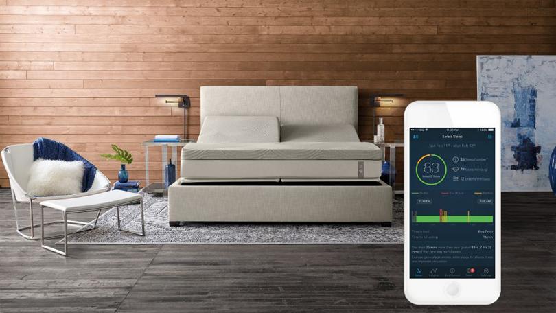 Cantidad de camas inteligentes Sleep 360