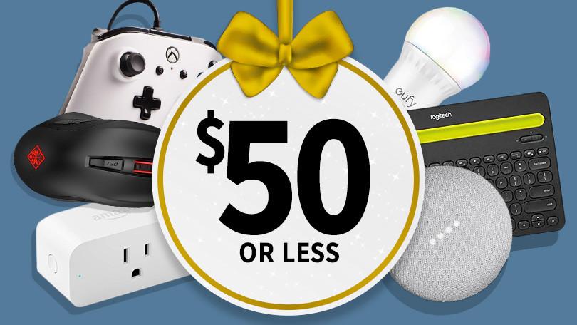 29 regalos técnicos esenciales por debajo de $ 50