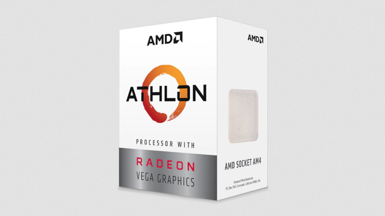 Procesador AMD Athlon 3000G
