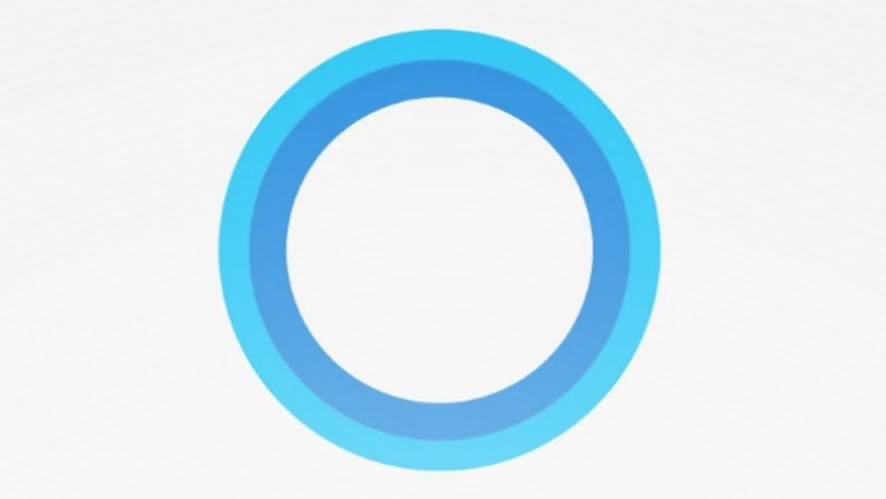 Logotipo de Microsoft Cortana