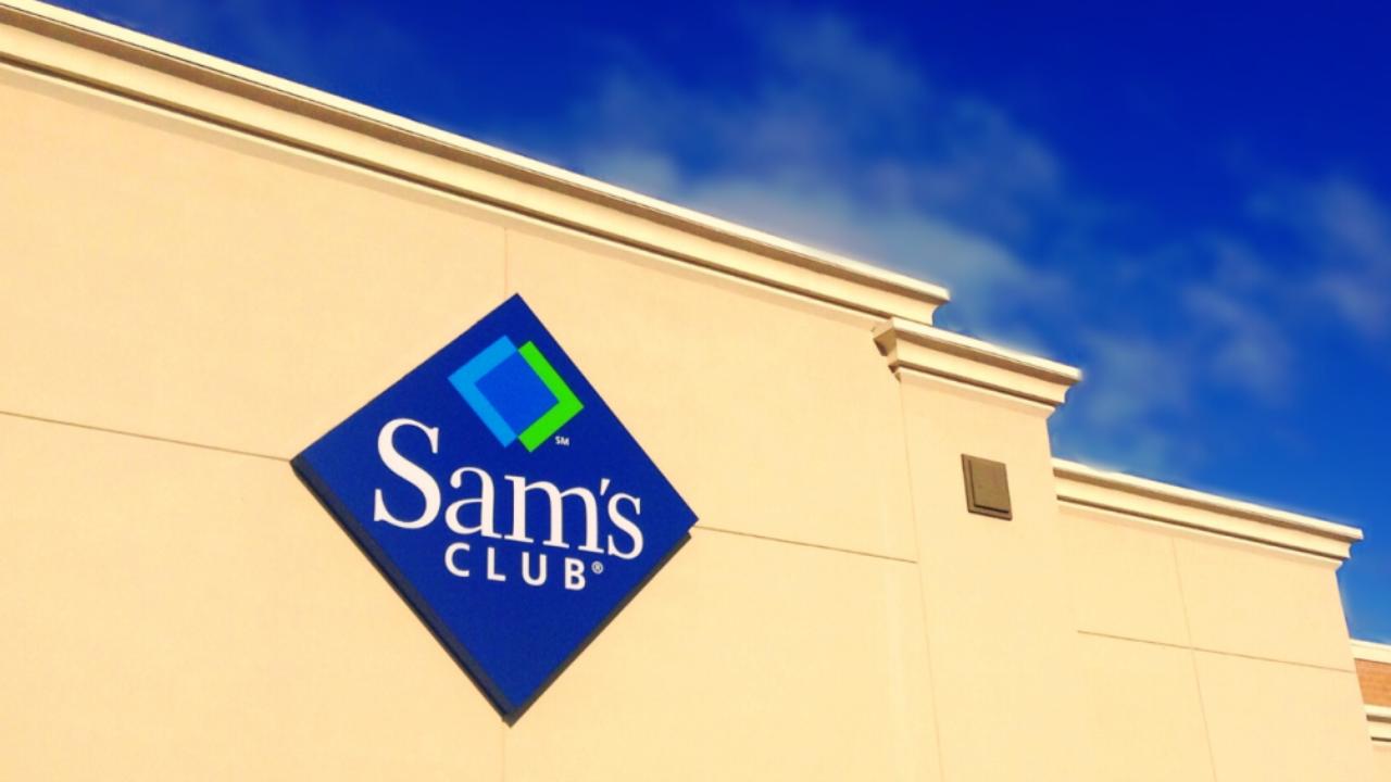 Muestra de la tienda de Sam's Club