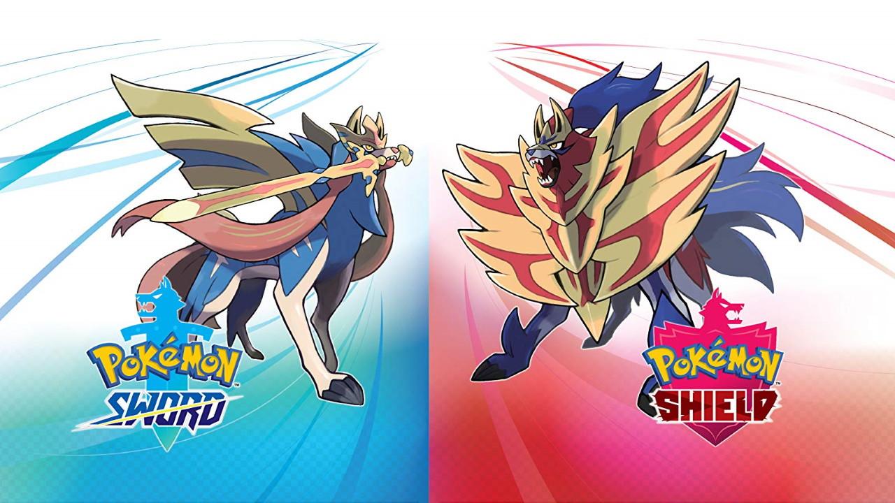 Espada Pokemon y escudos Pokemon