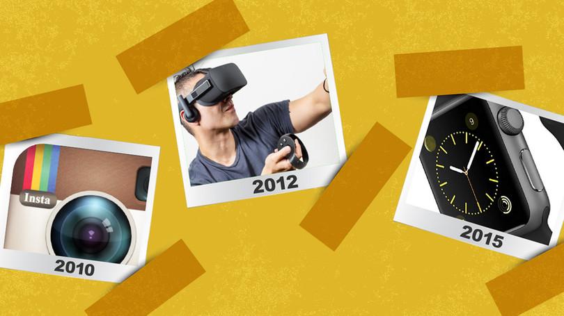 Las innovaciones tecnológicas más emblemáticas de 2010
