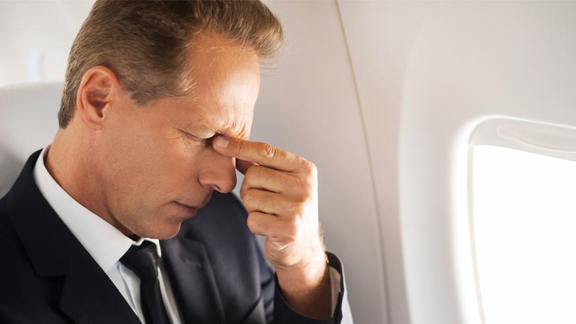 No seas esta persona: comportamiento de viaje desagradable para evitar