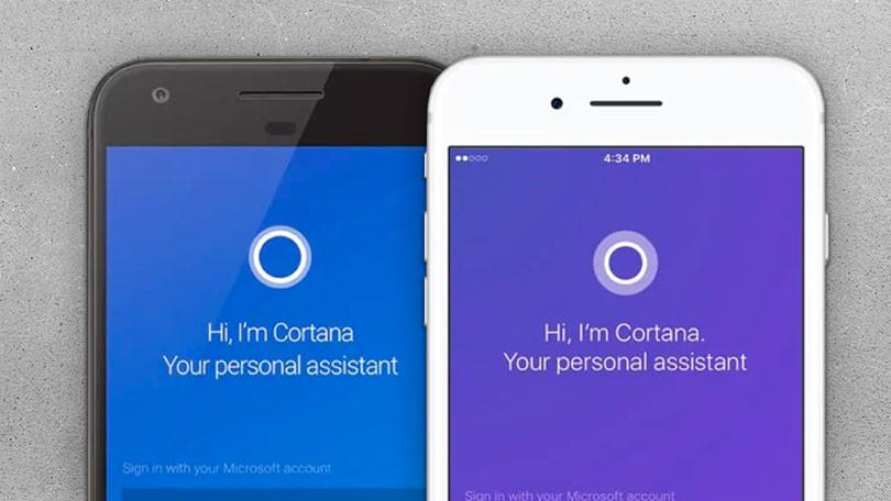 Cómo usar Microsoft Cortana en tu dispositivo iOS o Android