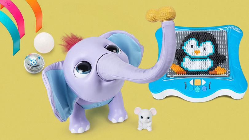 Los juguetes más populares para niños.