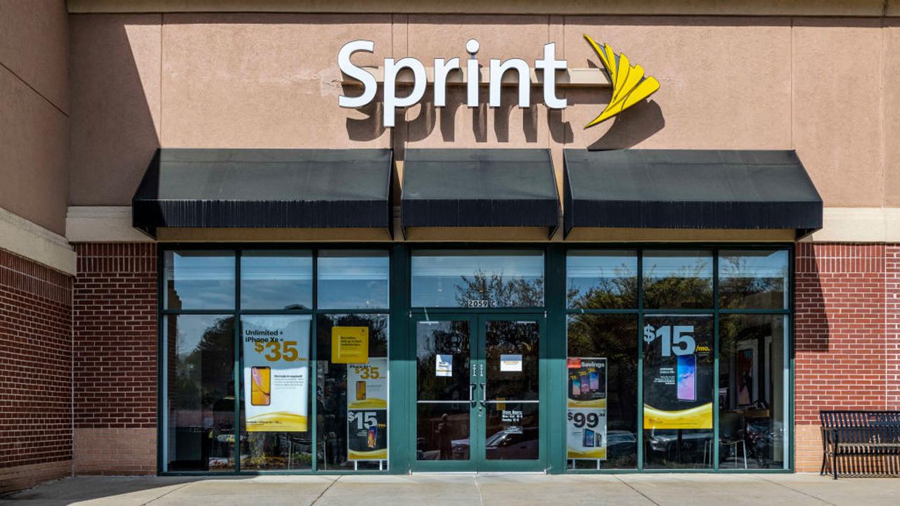 Tienda de Sprint